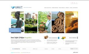 Umut Web Concept by grafiket