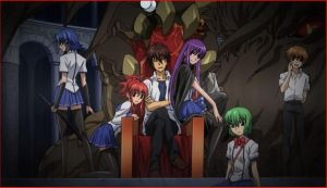 Demon King Daimao by AnimeGirl45xoxo