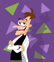 Dr. Doofenshmirtz by Leibi97