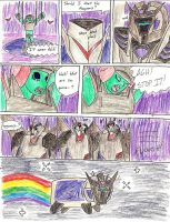 Nyan Torture by FrostedIcefire