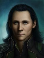 Loki by DragonReine