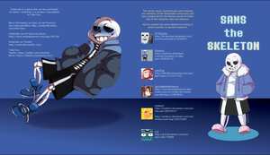 Project: Sans Pamphlet by RTNightmare