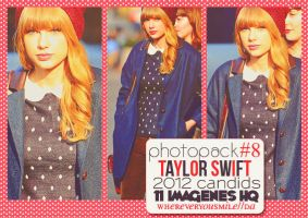 Photopack #8 - Taylor Swift. by whereveryousmile