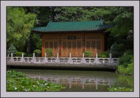Chinese Garden by caro77