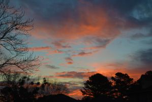 Morning sky 1-27-13 by Tailgun2009