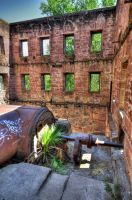 Old Mill 2 by PaulWeber