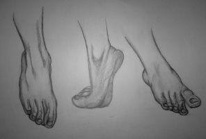 feet by julismith