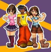 Soutlstillers's Soul eater OC's by jazzy2cool