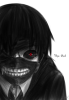 Tokyo Ghoul by DeathTheBunny