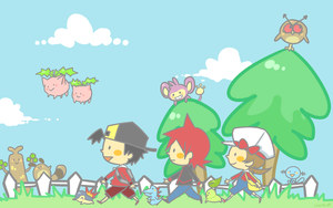 JOHTO is GO by LarkIsMyName