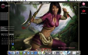 Jade Empire's Wu by Louvette