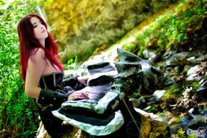Pentakill Sona: Welcome to Summoner's Rift by xenia1369