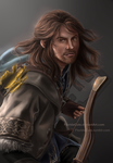 Kili, at your service!~ by FlorideCuts
