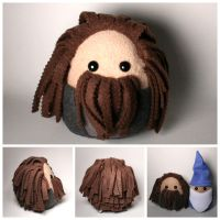 Hagrid Plushie by Saint-Angel