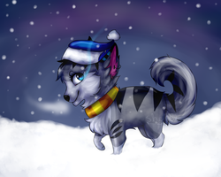 the weather outside is frightful by sherbi