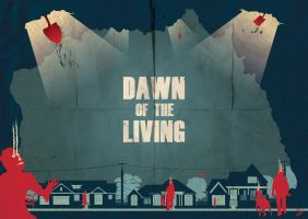 Dawn of the living by pg-sc