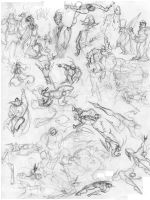 Thumbnail Poses 2 by dfridolfs