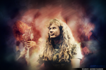 Dave Mustaine by maydin08