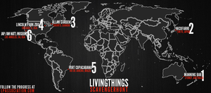Living Things ARG Map 4 by Inyro-Gatling