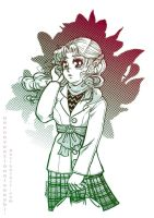Autumn Girl by unconventionalsenshi