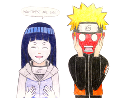 NaruHina Body Swap (By Hawksfan4848) by Starfighter364