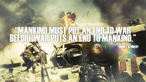 End War by evolvearte