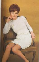 60's People 7 - Woman by morana-stock