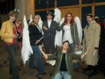 Angels from Supernatural MetroCon2013 by Katelf22