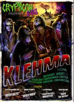 Klehma CRYPTICON by heatherkparks