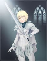 Claymore Clare by TOKITOS