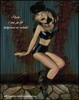 phoebe gothic4 by priesteres-stock
