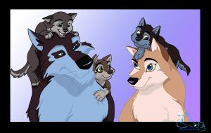 Aleu's sons - Trade by Aquene-lupetta