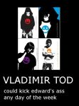 Vladimir tod by bloodtrinitypulse