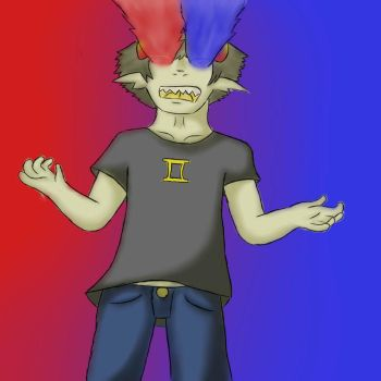 Sollux Captor by horseluv1223