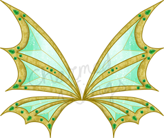 CP: Sierra Enchantix wings by CharmedWings