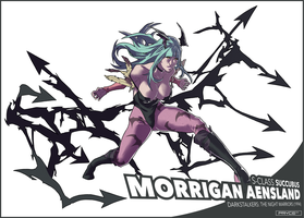 Morrigan by Pryce14