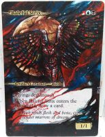 Magic Alteration: Baleful Strix by Ondal-the-Fool