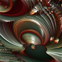 MB2015-541 ... 3D Abstract by Xantipa2