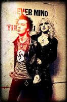 Sid and Nancy by Mechoulam