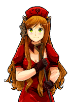 Halloween Hungary Pixel by LillayFran