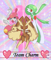Team Charm Love by Laila-Czarina