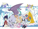 PKMNation: October Event // E2 W3 // Surprise!! by Shaythulhu