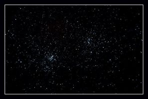 Perseus Double Cluster by quicksimon