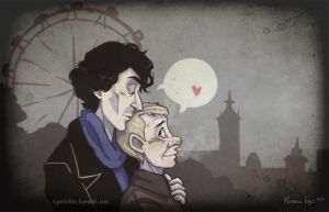 -sherlocked- by weird-science