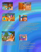 Totally Spies Comic - One Last Crazy Adventure by whateva09