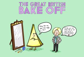 Great British Bake Off - Pastry by finance-in-my-pants