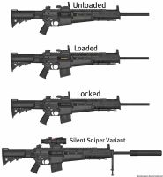 Weapons: PCR-22 by purpledragon104