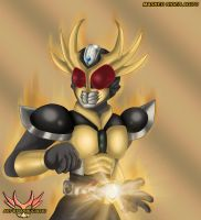 Kamen Rider Agito by Shinobi-Gambu