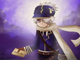 Tegami Bachi: A letter has been delivered to you by ichata