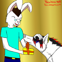 Happy Fathers Day by BloodStarWolf